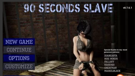90 Seconds Slave 0.7.16 Game Walkthrough Download for PC Android
