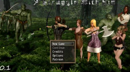 A Struggle With Sin 0.2.5.1 Game Walkthrough Download for PC Android