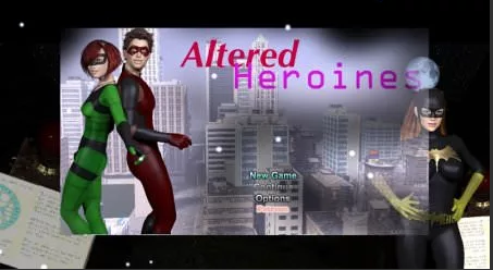 Altered Heroines 16.01 Game Walkthrough Download for PC Android