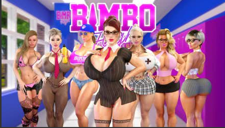 Bimbo High 0.34a Game Walkthrough Download for PC Android