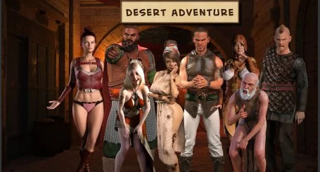 Desert Adventure 0.2.0 Game Walkthrough Download for PC Android