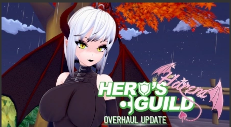 Hero's Harem Guild 0.1.0 Build 1 Game Walkthrough Download for PC Android
