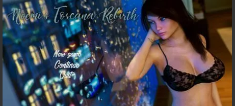 Noemi's Toscana Rebirth 0.9 Game Walkthrough Download for PC