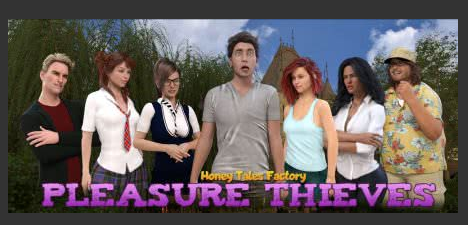 Pleasure Thieves Chapter 3 Stage 1 Game Walkthrough Download