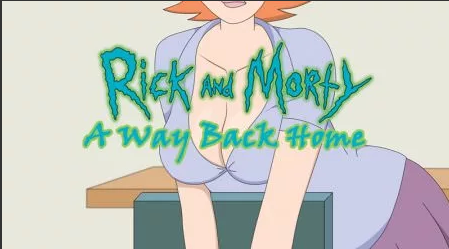 Rick And Morty A Way Back Home 2.5f Game Download for PC