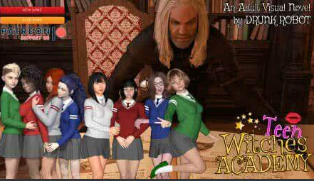 Teen Witches Academy 0.0.7 Game Walkthrough Download for PC Android