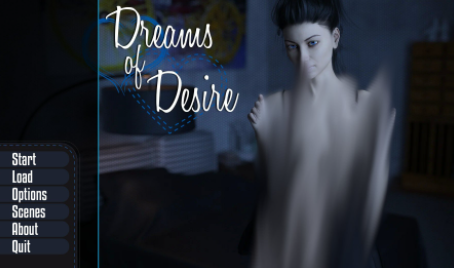 Dreams of Desire v1.0.3 Game Free Download for Mac/PC