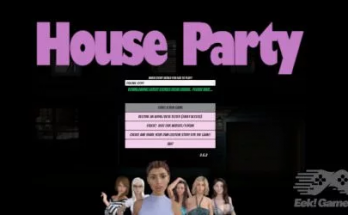 House Party 0.16.5 PC Game Download for Mac
