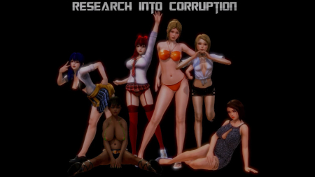 Research into Corruption 0.6.5 Game Walkthrough Free Download