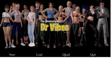 The Anomalous Dr Vibes 0.7.0 PC Game Download for Mac