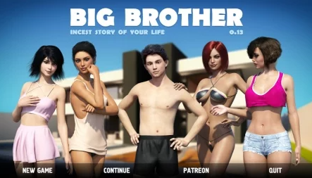 Big Brother Another Story 0.06.0.00 Game Download Free for Mac/PC
