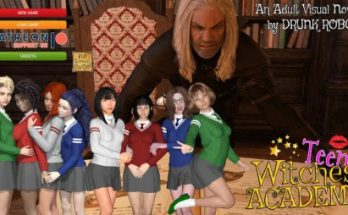 Teen Witches Academy Game Walkthrough Free Download for PC